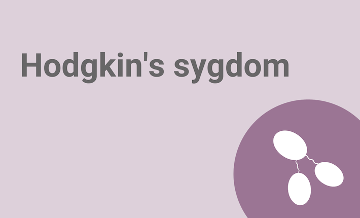 non hodgkins sygdom