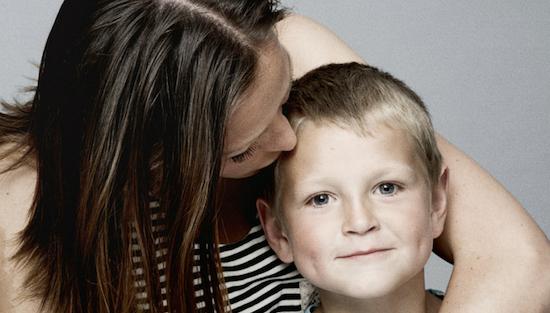 Mor med kræftsygt barn