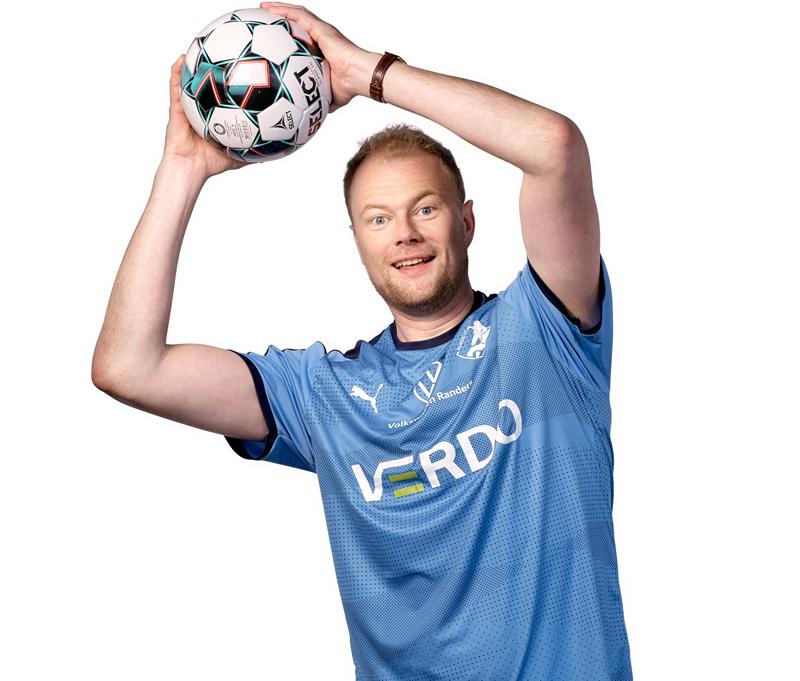 FodboldtrøjeFredag Danskespil